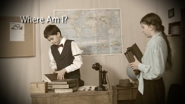 Amazing Detectives - Episode 3 – Where Am I? (School)