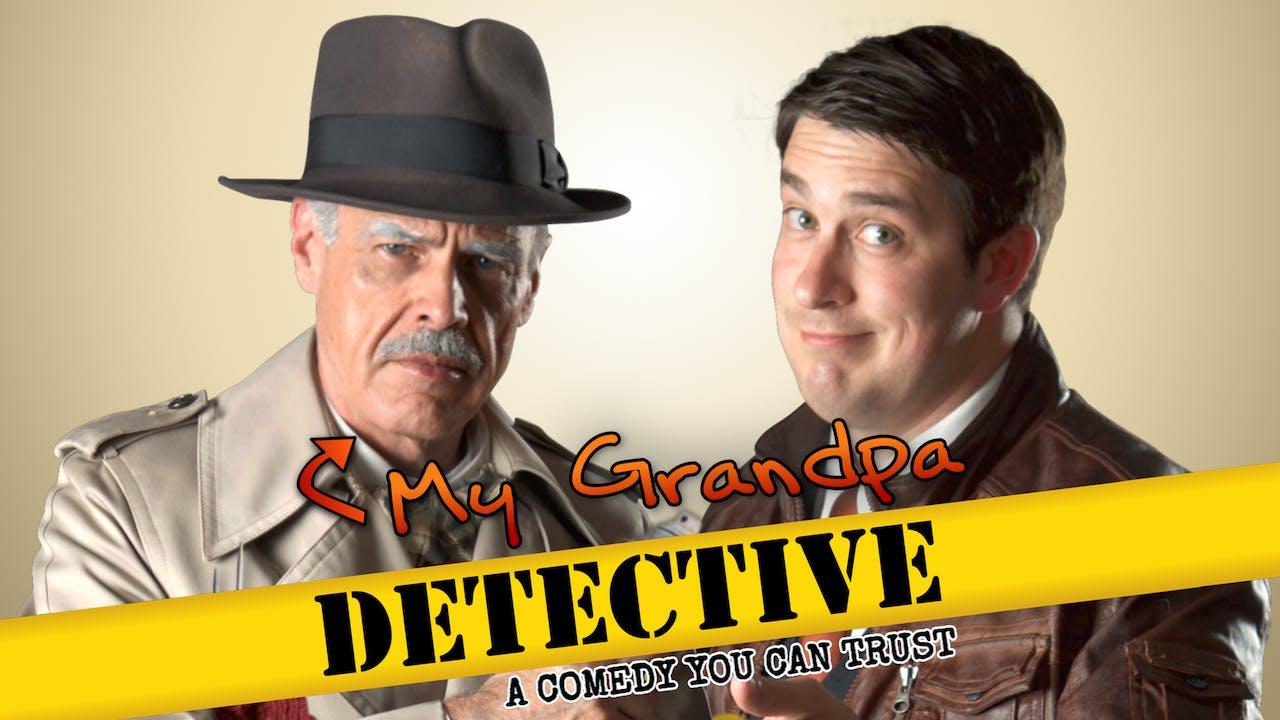 My Grandpa Detective - SD