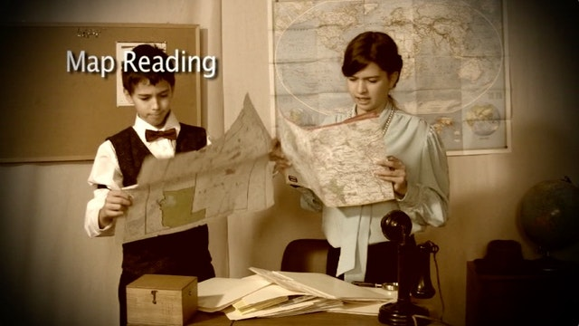 Amazing Detectives - Episode 2 – Map Reading