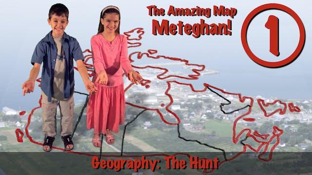 Meteghan 1: Geography - SD