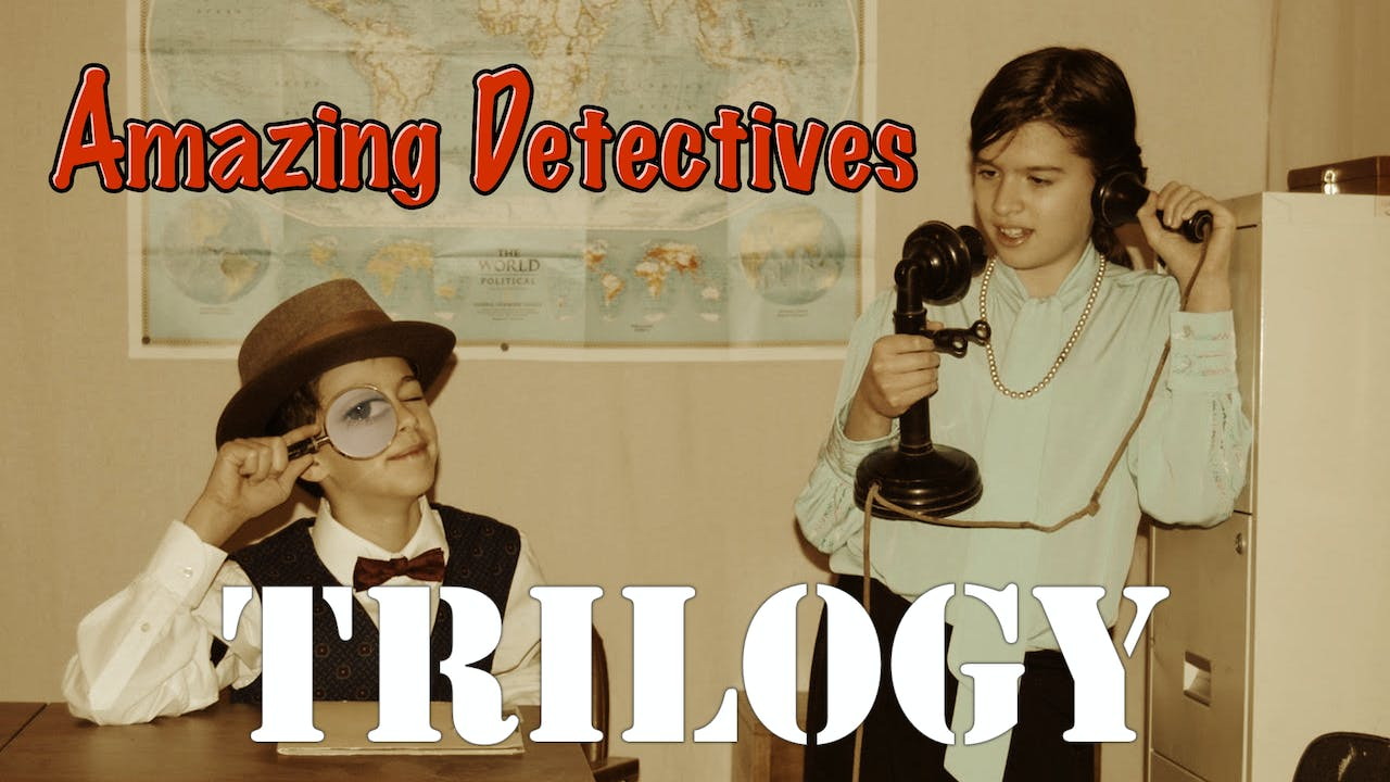 Amazing Detectives Trilogy