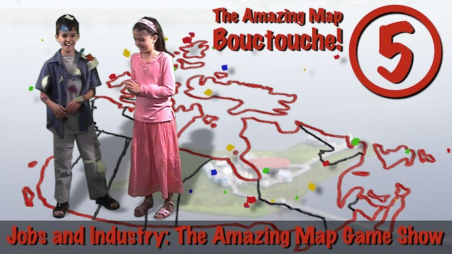 Bouctouche 5: Jobs and Industry (Home)