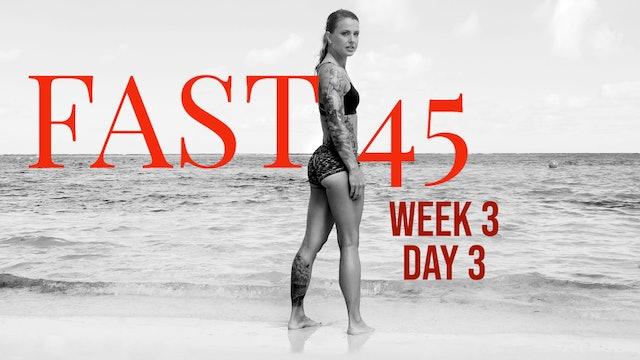 Fast45 W3D3