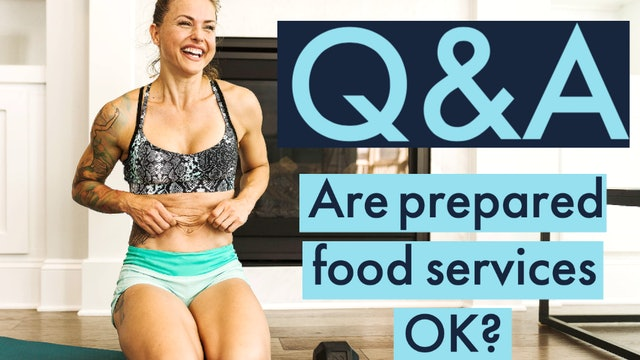 What about prepared food services?