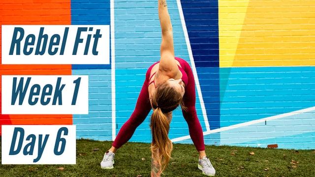 Rebel Fit W1D6 Lower Body