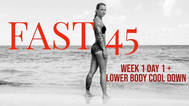 Fast45 W1D1