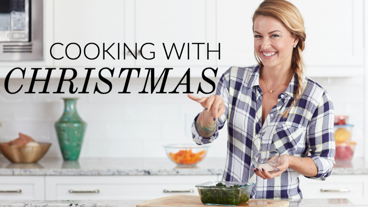 Cooking with Christmas
