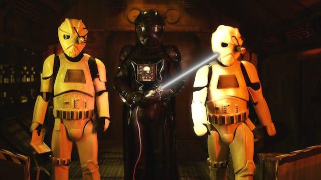 Troopers: Laser Sword