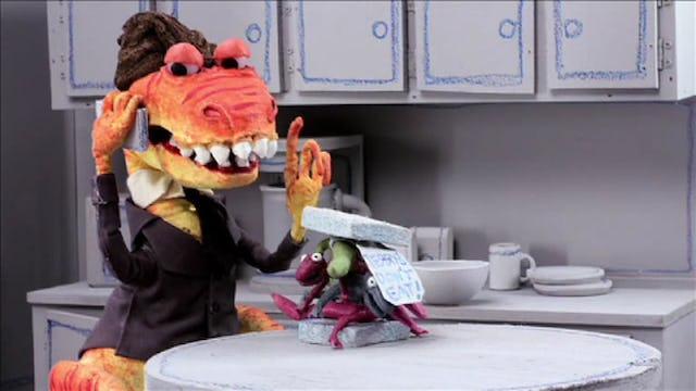 Dinosaur Office: New Boss (Part 2)
