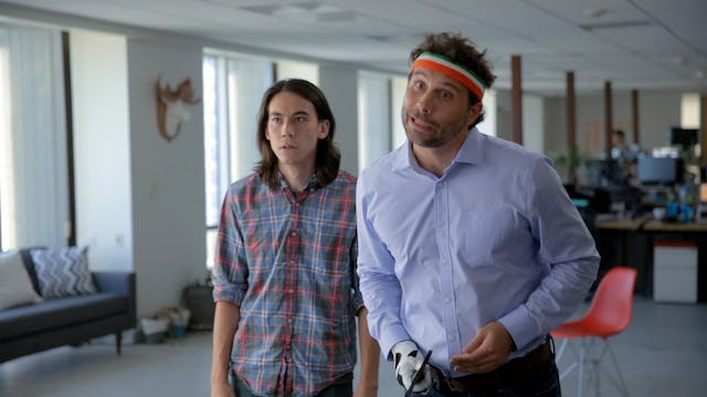 Hardly Working | The Guy Who's Way Too Competitive (with Jeremy Sisto)