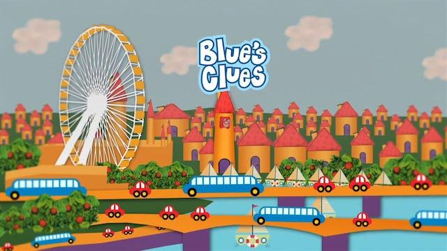 Sherlock Blue's Clues