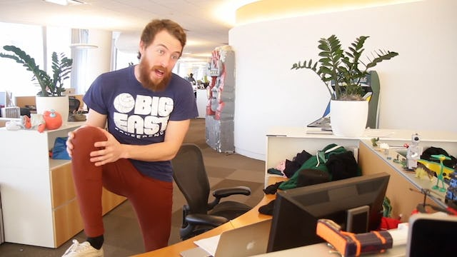 Jake and Amir: Corduroy Pants