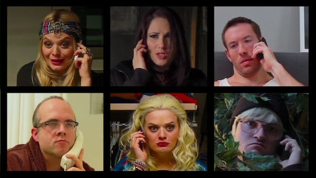 Very Mary-Kate: Conference Call