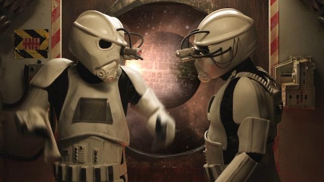Troopers: Escape Pod Confessions