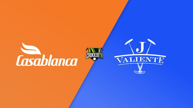Valiente vs Casablanca