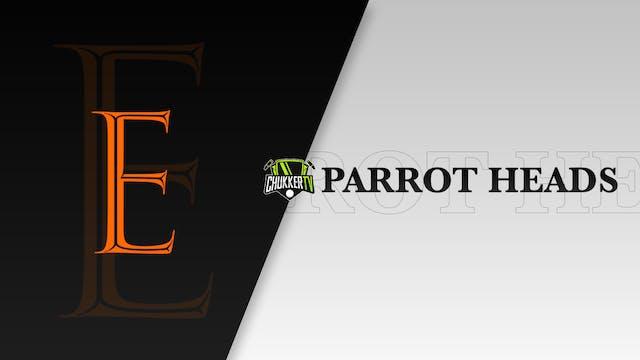 50K National 12 Goal - Parrot Heads V...