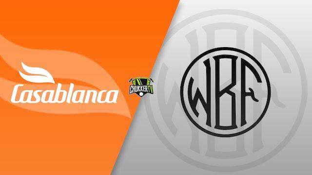 WPL Palm Beach Open - Casablanca vs White Birch