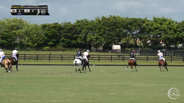 Colorado vs Blackwatch - Game 1 - Triple Crown of Polo - 2019 March 29th