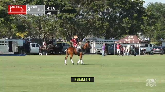 Orea Polo Team vs Tamera - Part 5