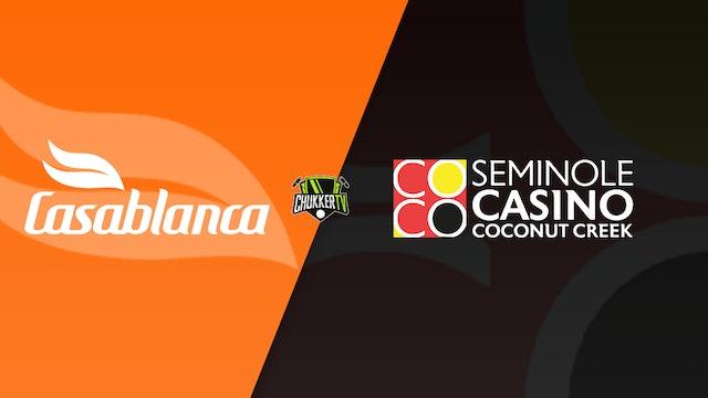 Seminole Casino Coconut Creek vs Casablanca