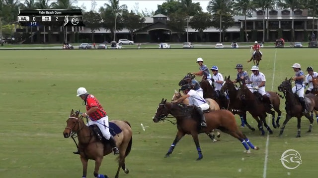 Colorado vs Valiente - Game 7 - Palm Beach Open - 2019 March 10th
