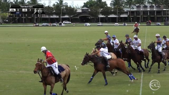 Colorado vs Valiente - Game 7 - Palm Beach Open - 2019 March 10th