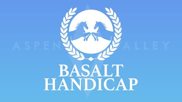 Basalt Handicap