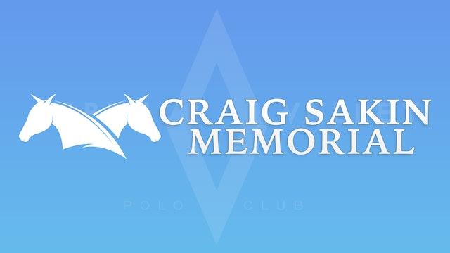 Craig Sakin Memorial