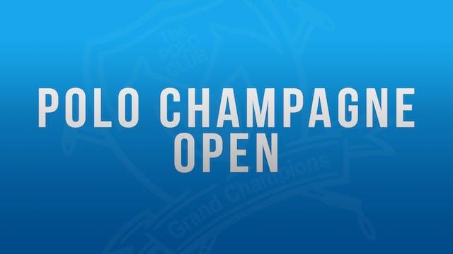 Polo Champagne Open: Palm Beach Equin...