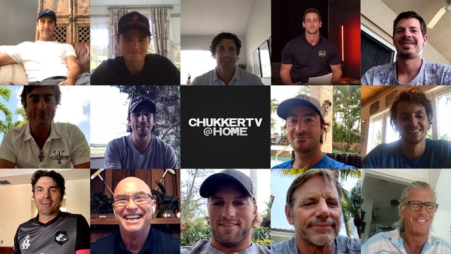 ChukkerTV AT HOME