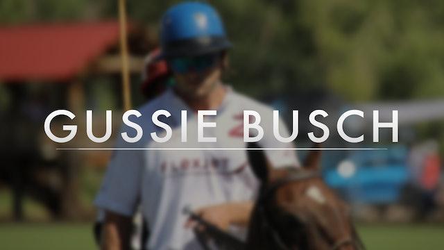 Gussie Busch @ Home