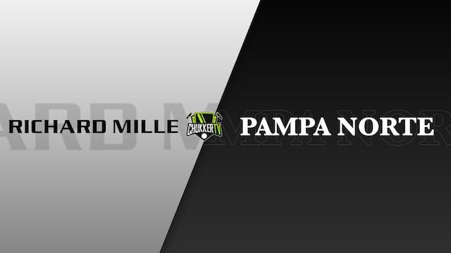 Richard Mille vs Pampa Norte