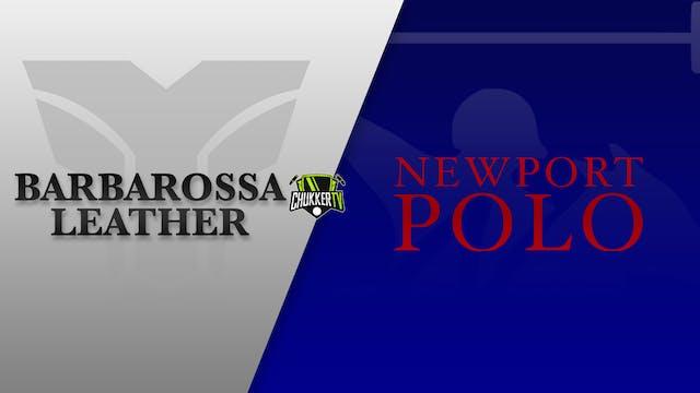 Newport vs Barbarossa Leather