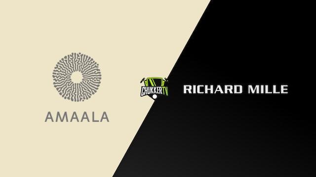 Richard Mille vs Amaala