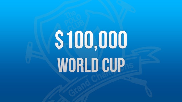 $100,000 World Cup