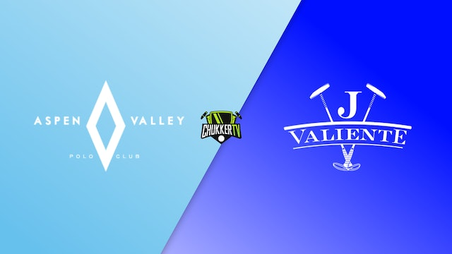 Valiente Vs. Aspen Valley Polo Club - WPL All-Star Challenge - 2020 Feb 9th