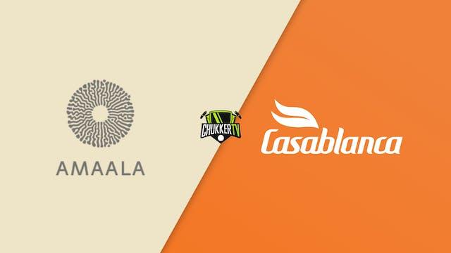Amaala vs Casablanca