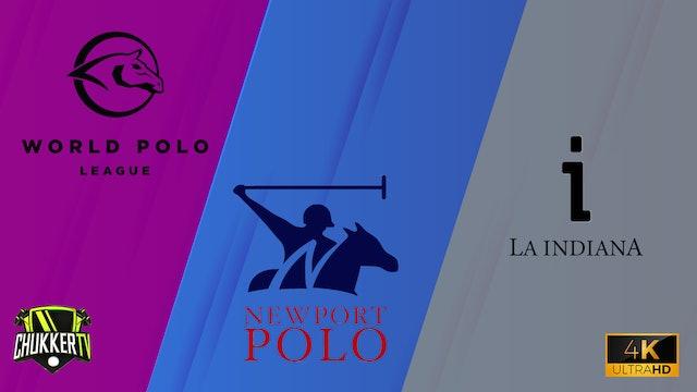 4K Fall Classic Subsidiary - WPL vs Newport vs La Indiana