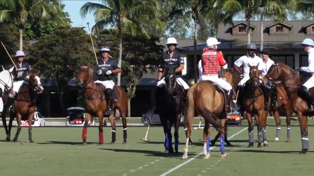 SD Farm vs Black Watch - Game 2 - Palm Beach Open - 2019 March 6th