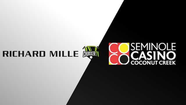 Seminole Casino Vs. Richard Mille