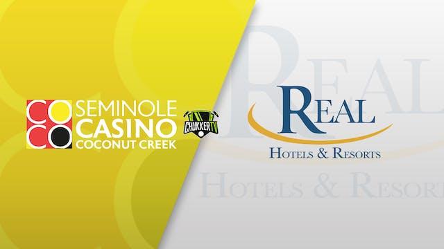 Seminole Casino Coconut Creek Vs. Tam...