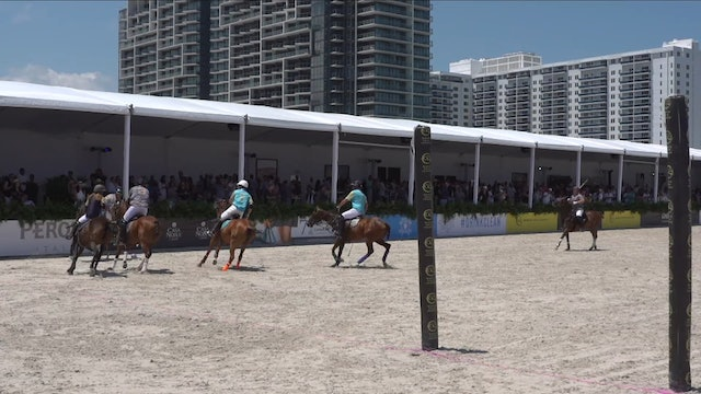 Peroni vs Speedart Motor Sports - Game 12 - Beach Polo - 2019