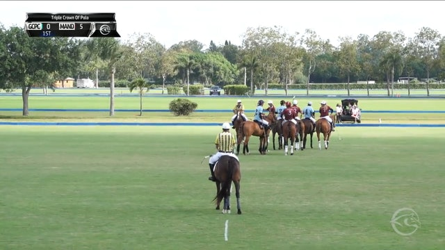 Mandarina vs GCPC - Game 10 - Triple Crown of Polo - 2019 April 7th