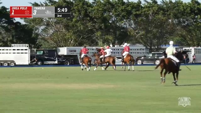 Orea Polo Team vs Tamera - Part 4