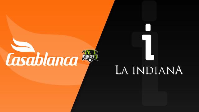 La Indiana vs Casablanca