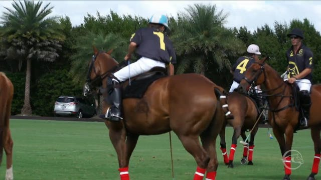 Audi vs World Polo League - Game 12 -...