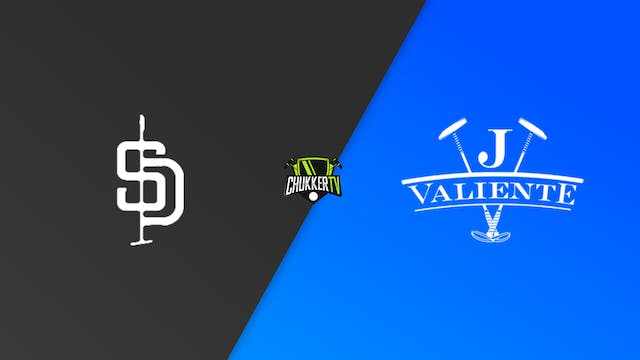 SEMI - Valiente vs SD Farms