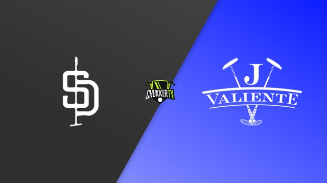 FINAL - Valiente vs SD Farms