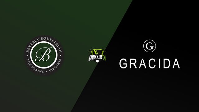 Equestrian vs Gracida's W. - Game 7 S...