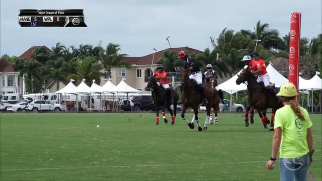 Mandarina vs World Polo League - Game...